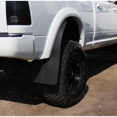 garde-boue de caoutchouc pour véhicule pneus large offset