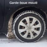 Garde-boue 11'' X 21-1/4''