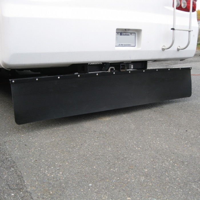 Protecteur arrière pour motorisé 96''