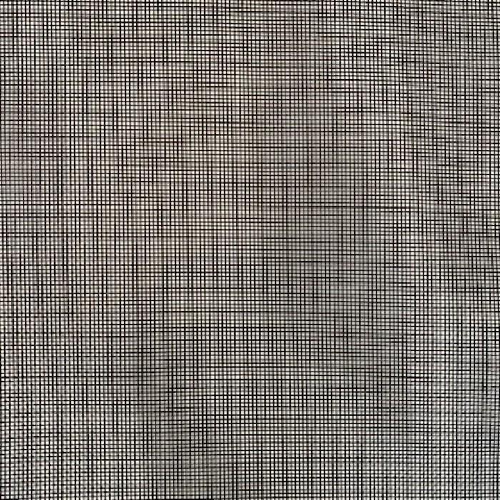 Tapis de sol noir 7' X 7'