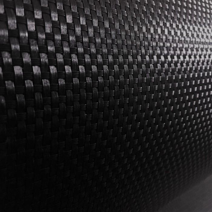Tapis de sol robuste 7' X 12' Noir
